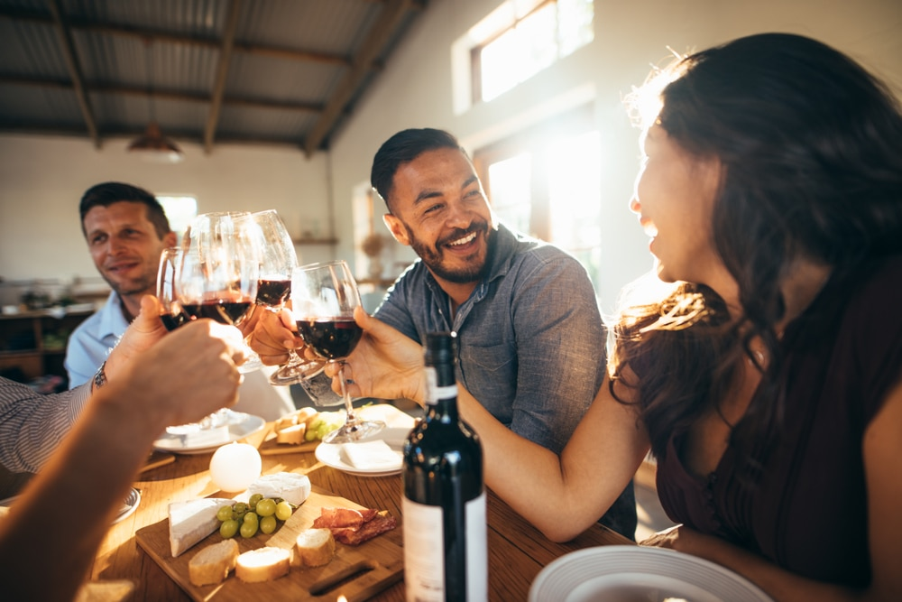 Bring your friends and enjoy a Willamette VAlley winery tour while staying at our McMinnville Bed and Breakfast